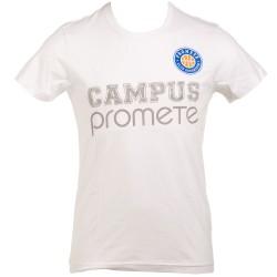 Camiseta de algodón del Campus Promete