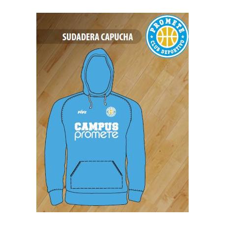 Sudadera oficial del Club Deportivo Promete
