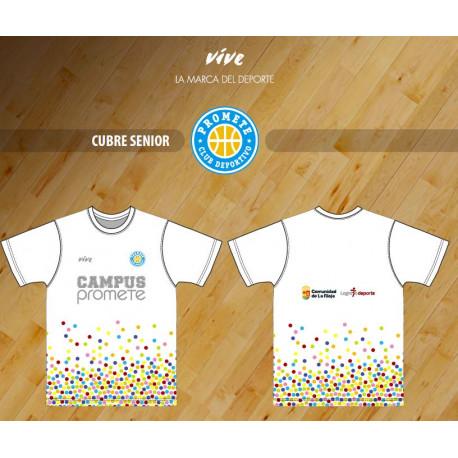 Cubre camiseta oficial del Club Deportivo Promete