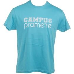 Camiseta azul del Campus Promete